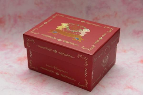 ダッフィー-2014コレクションドール-ボックスa