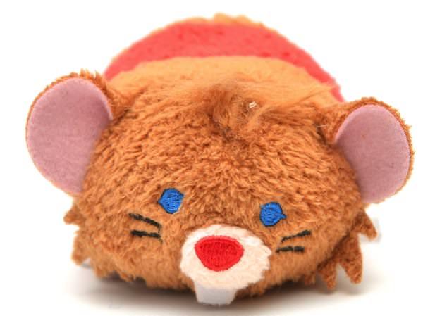 ドーマウス-顔