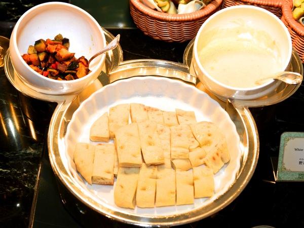 野菜のホワイトカリー