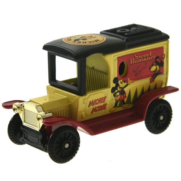 T型クラシックカー・ミッキーマウス
