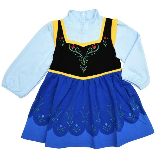 アナワンピースドレス