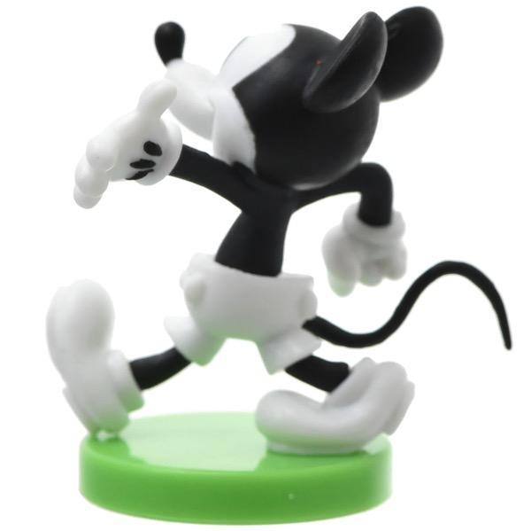 ミッキーマウス(モノクロ)裏