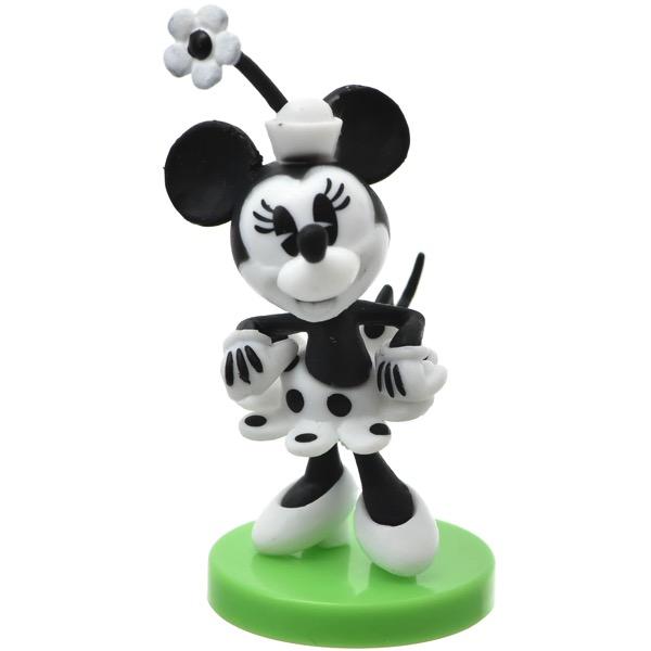 ミニーマウス(モノクロ)