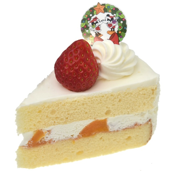 ショートケーキ(ディズニー)