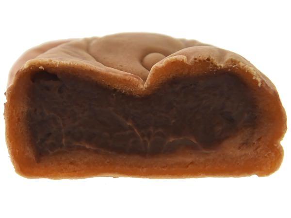 ダッフィーチョコレートクリーム