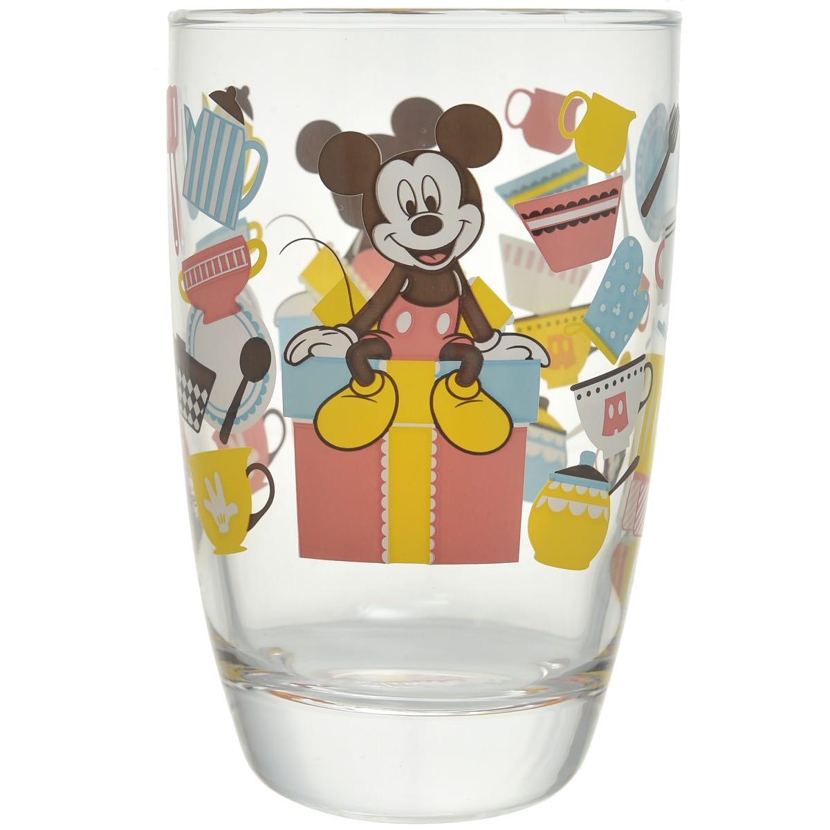 ミッキーグラス表