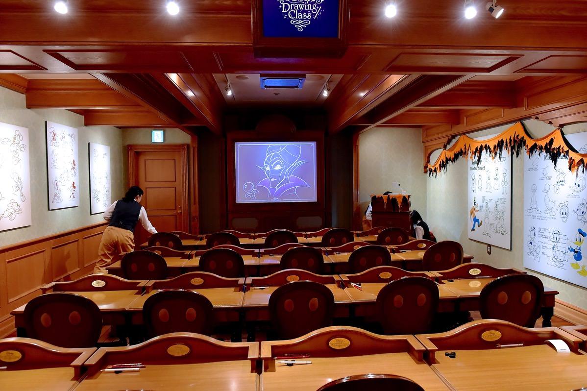 ドローイングクラス 教室