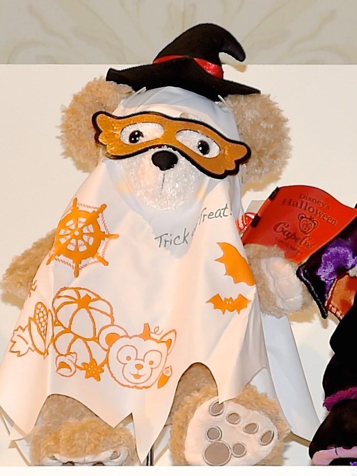 43位 ダッフィーのハロウィーン(2009年9月)