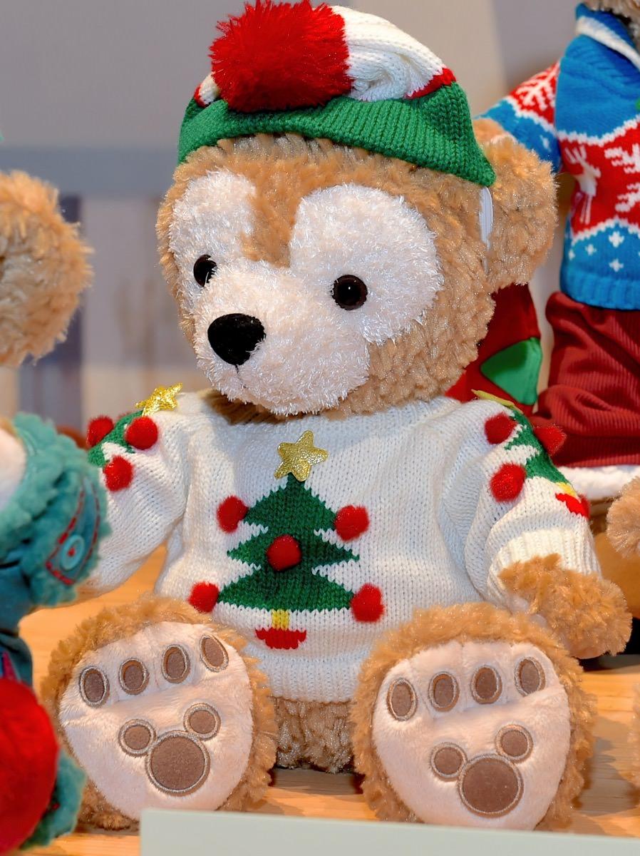 27位 ダッフィーのクリスマス(2007年11月)