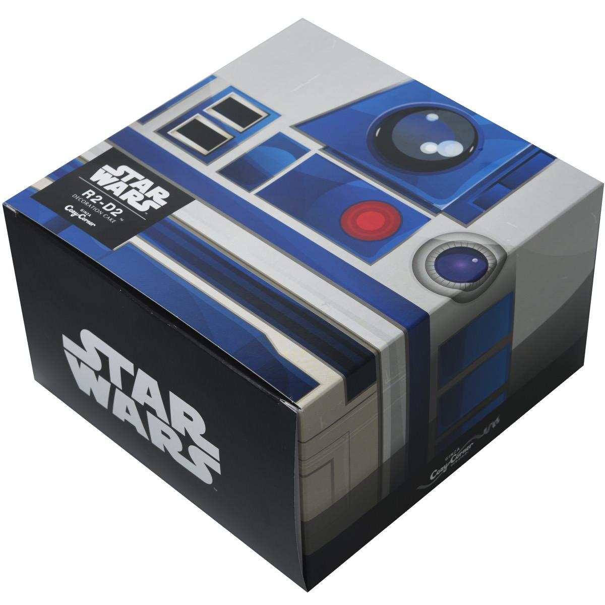 """""""R2-D2""""デコレーション(5号)パッケージ"""