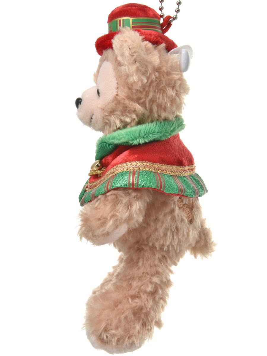 ダッフィーパーフェクトクリスマス左から | パーフェクトクリスマスで見られる☆ダッフィーのクリスマス2015ぬいぐるみコスチューム