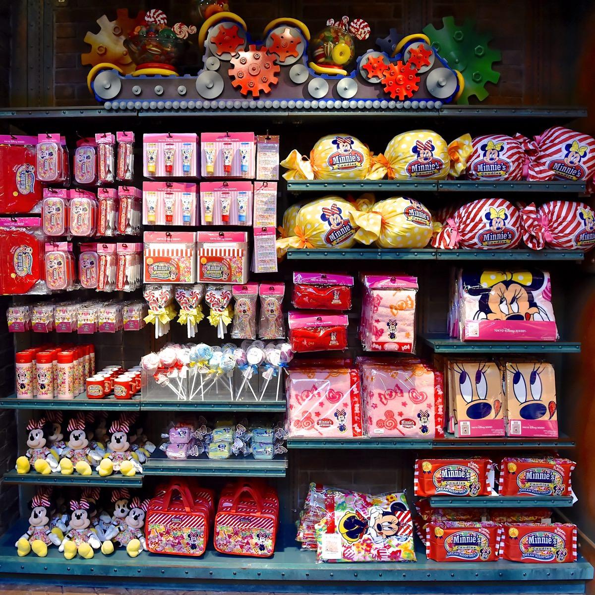 Minnies Candies(ミニーのキャンディー)グッズ