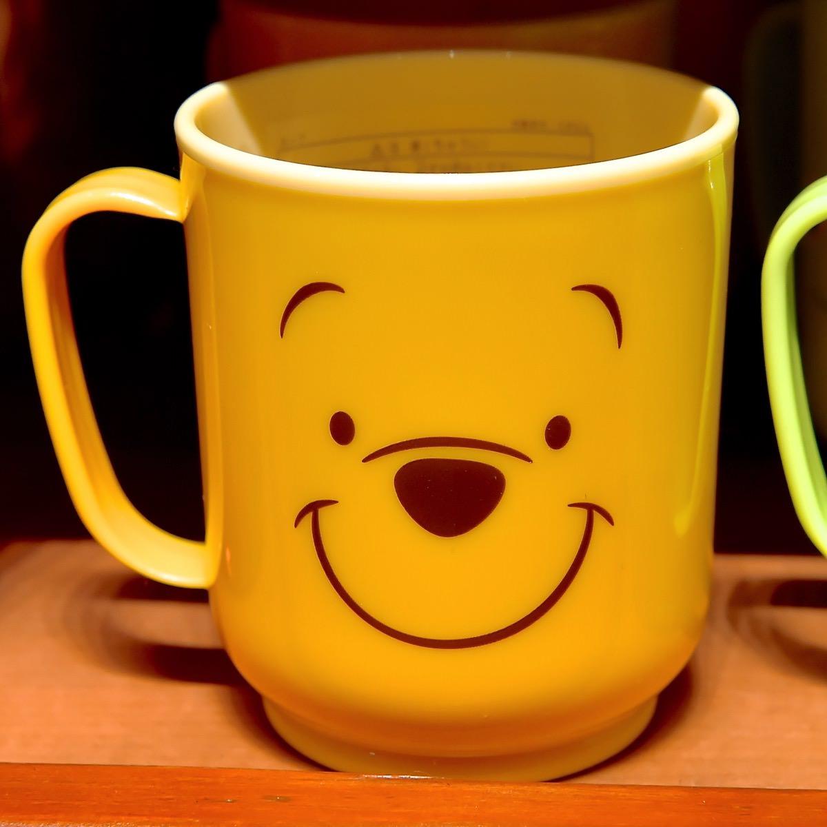 くまのプーさんカップ