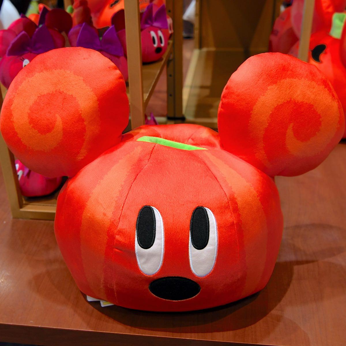 ミッキーかぼちゃティッシュボックスケース