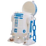 R2-D2ミニスナックケース開けたところ