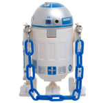 R2-D2ミニスナックケース後