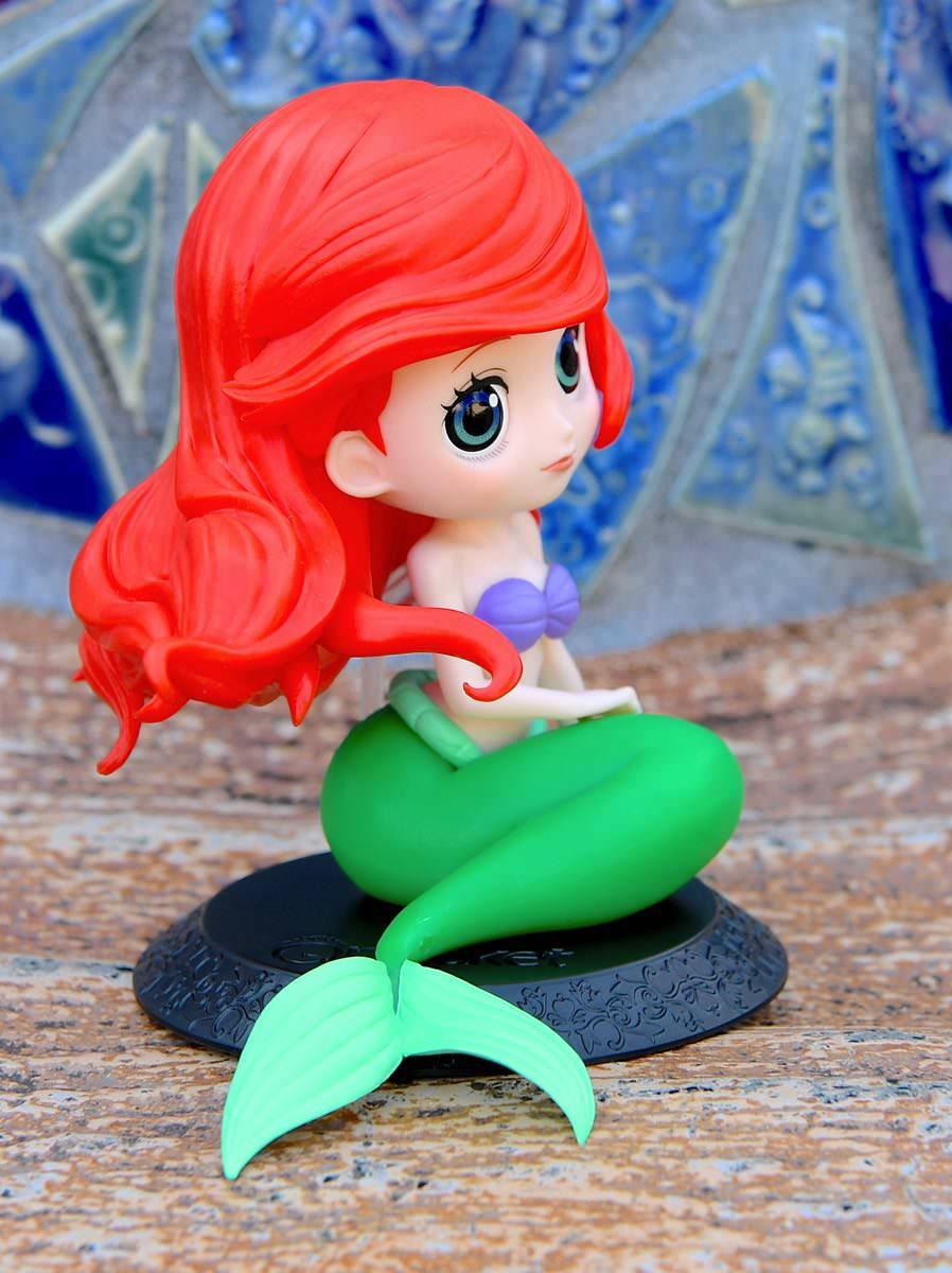 バンプレスト Q posket Disney Characters -Ariel- 通常カラー サイド