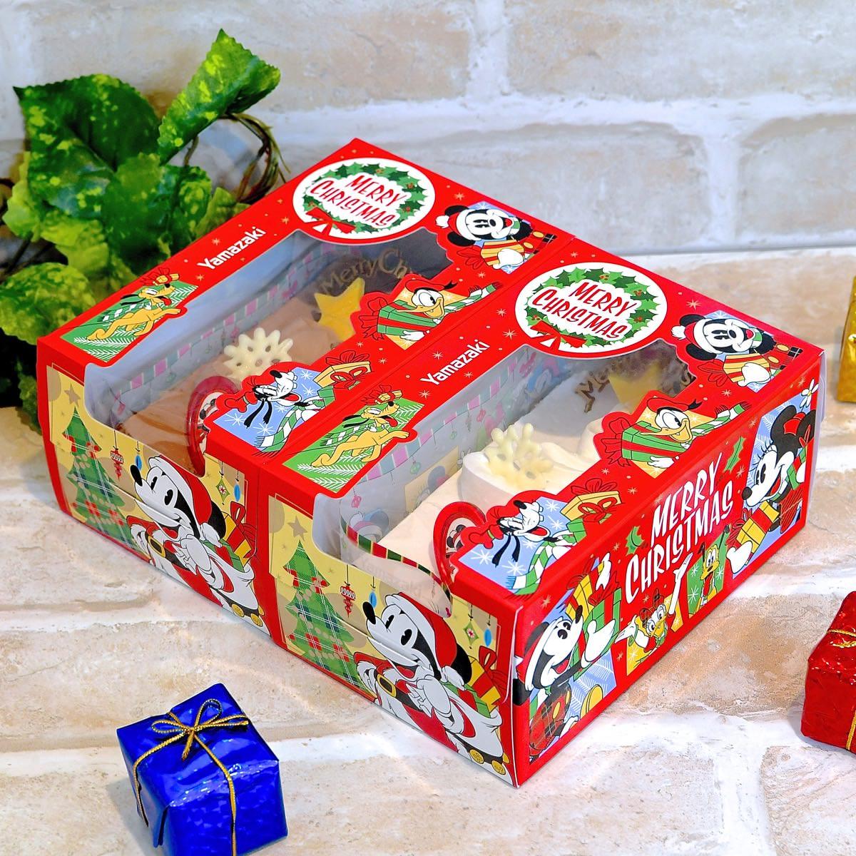 ヤマザキツリーケーキパッケージ