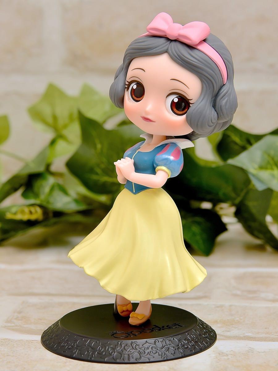 バンプレスト Q posket Disney Characters -Snow White- パステルカラー