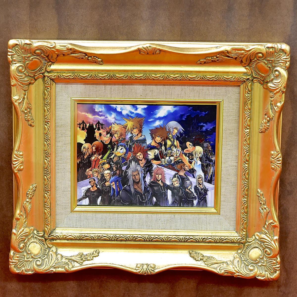 「存在しない者達 Organization XIII 」アート
