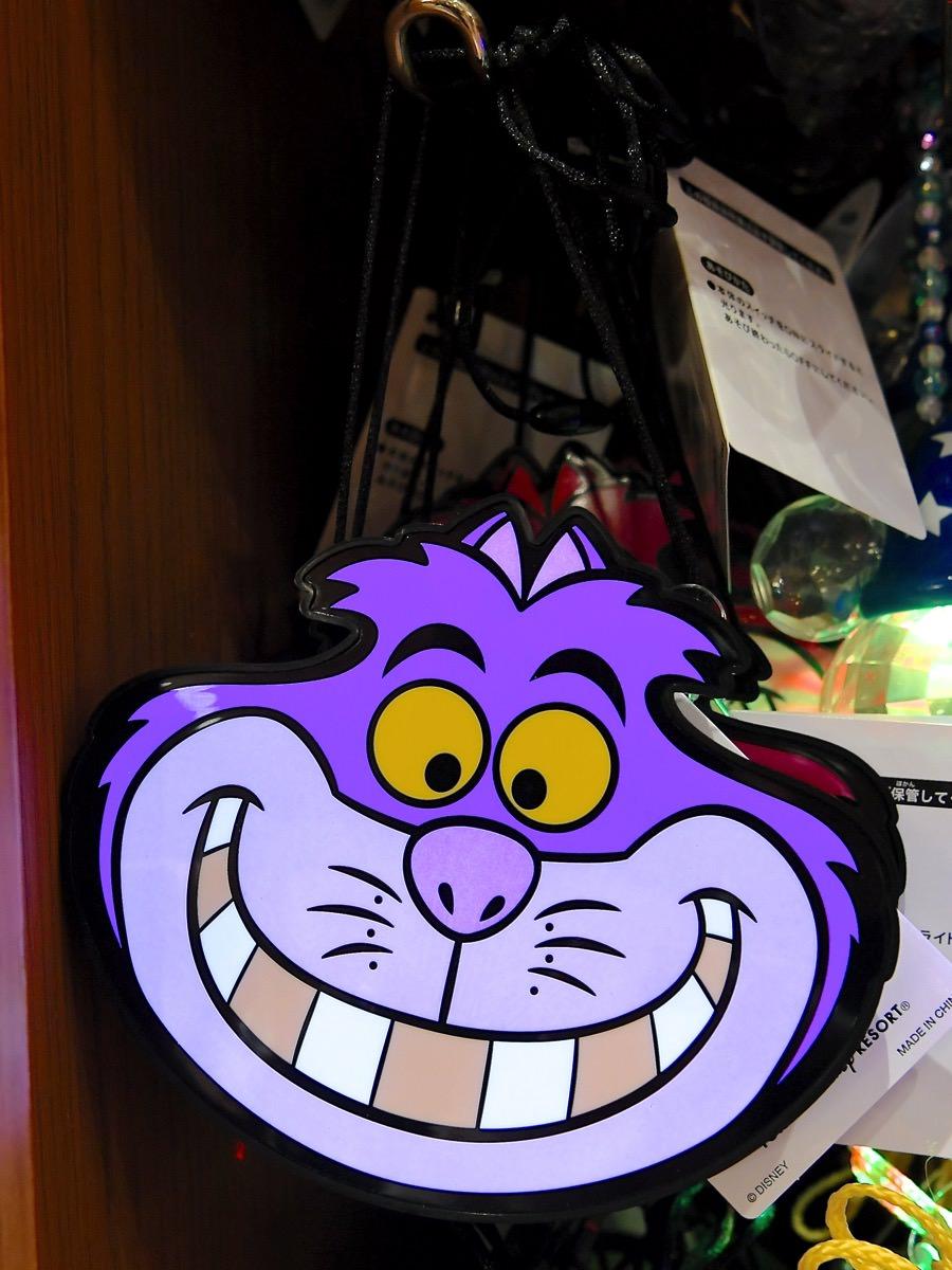 チェシャ猫ライティングネックレス