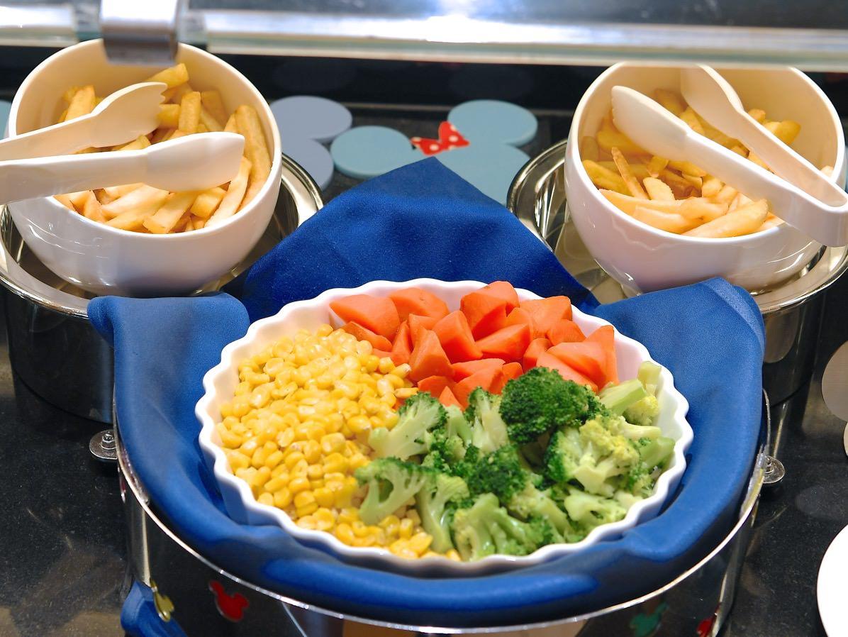 温野菜 フライドポテト