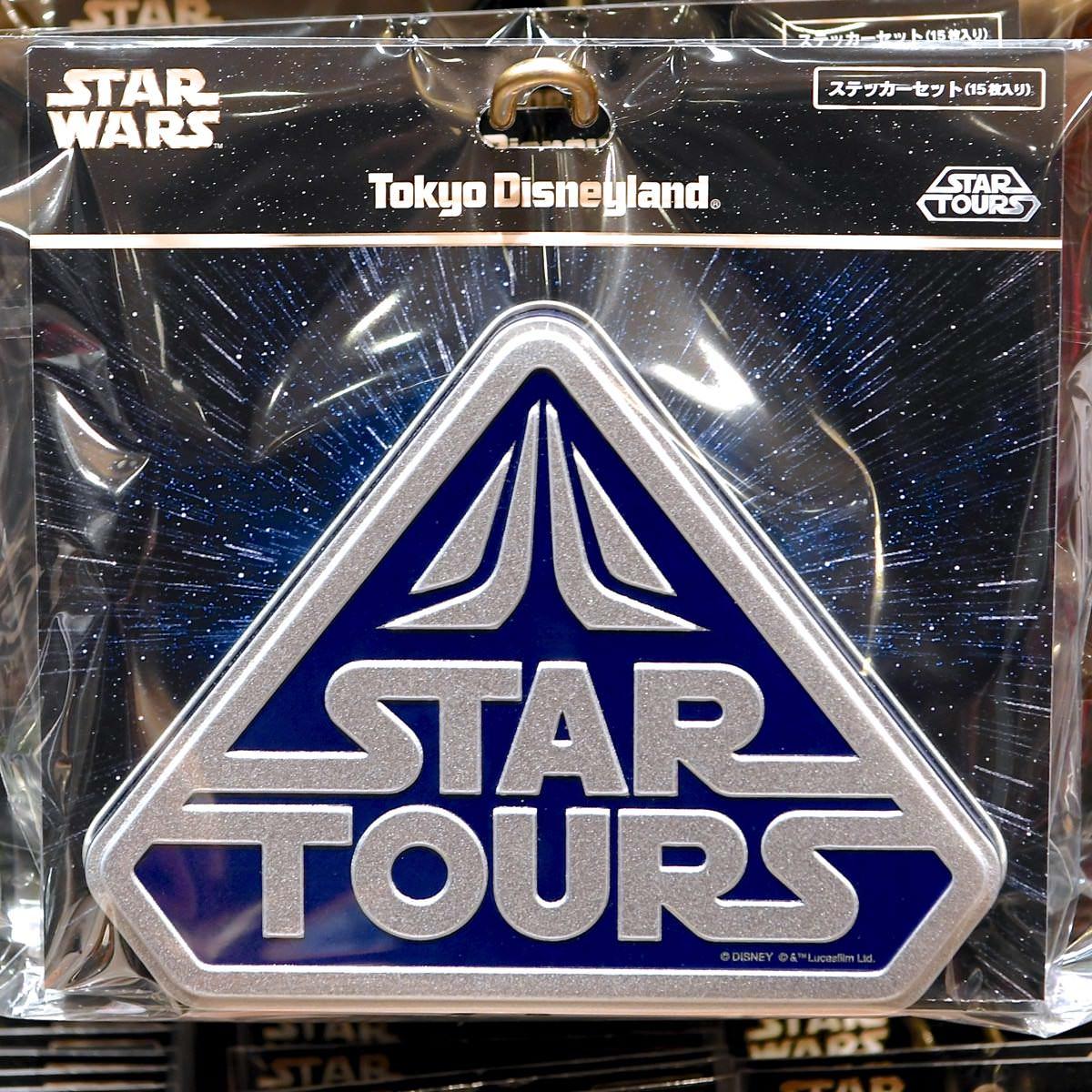 『STAR WARS(スター・ウォーズ)』ステッカーセット