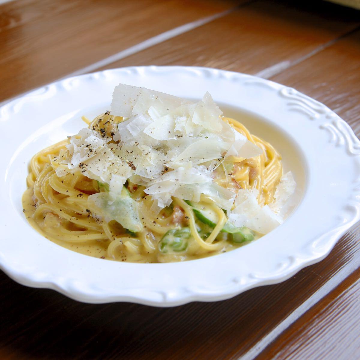 スパゲッティ・カルボナーラ
