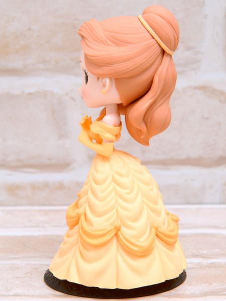 バンプレスト「Q posket Disney Characters -Belle-」パステル左