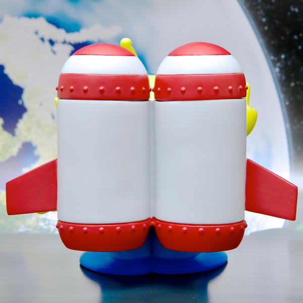 バンプレスト トイ・ストーリー ZACCA PLANET~エイリアンのロケットケース~後面