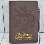 パイレーツ・オブ・カリビアン/最後の海賊 プレミアムシステムバインダーブラウン表