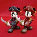 バンプレスト「ディズニーキャラクターズ DXF MICKEY MOUSE-Pirate style-」集合