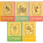 Campusノート ディズニー ミッキー&フレンズ2 表紙