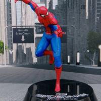 スパイダーマン:ホームカミング プレミアム1/10スケールフィギュア 正面