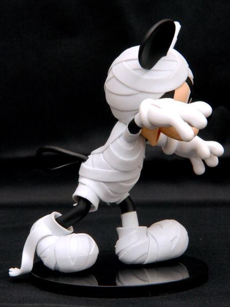 ディズニーキャラクターズ DXF MICKEY MOUSE-Mummy style-ホワイト右