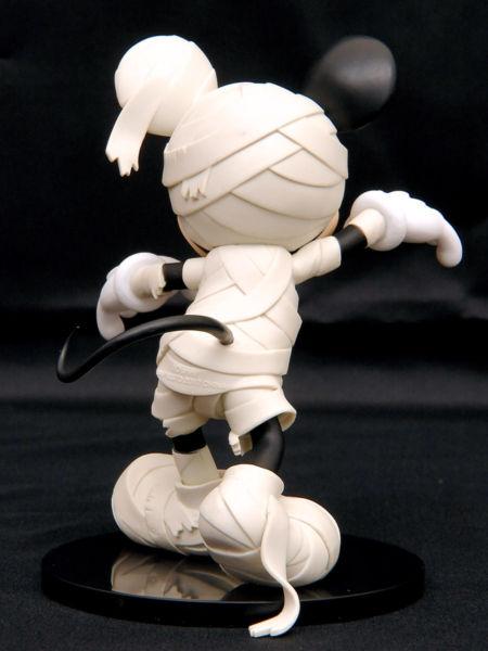ディズニーキャラクターズ DXF MICKEY MOUSE-Mummy style-オフホワイト後ろ