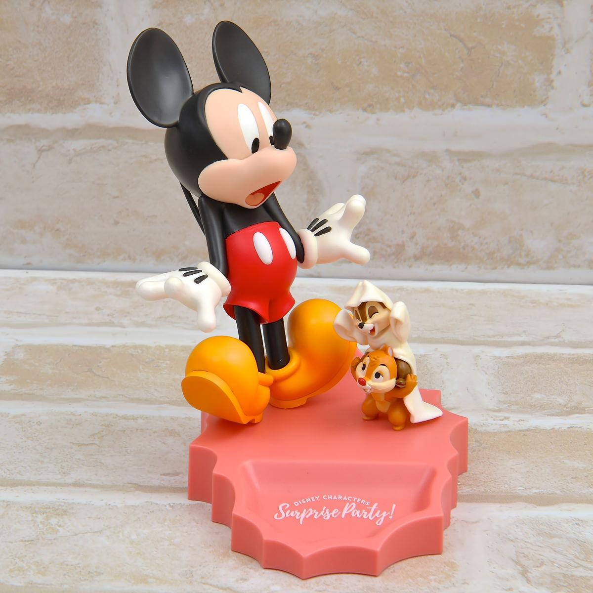 A賞 ミッキーマウスサプライズフィギュア
