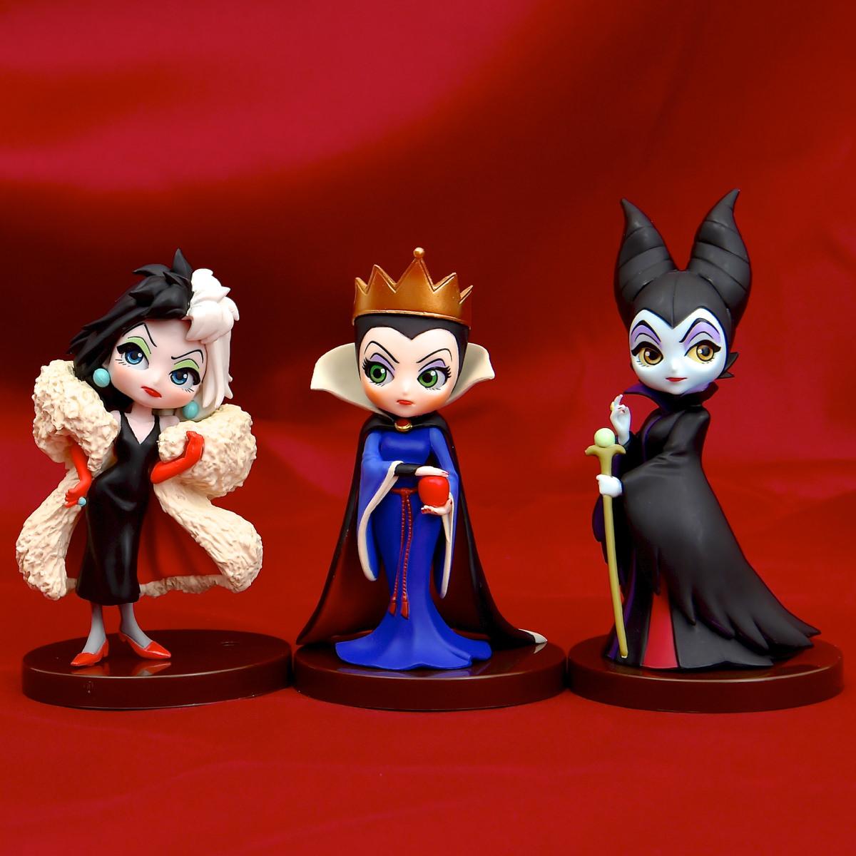 バンプレスト「Disney Characters Q posket petit -Villains-」
