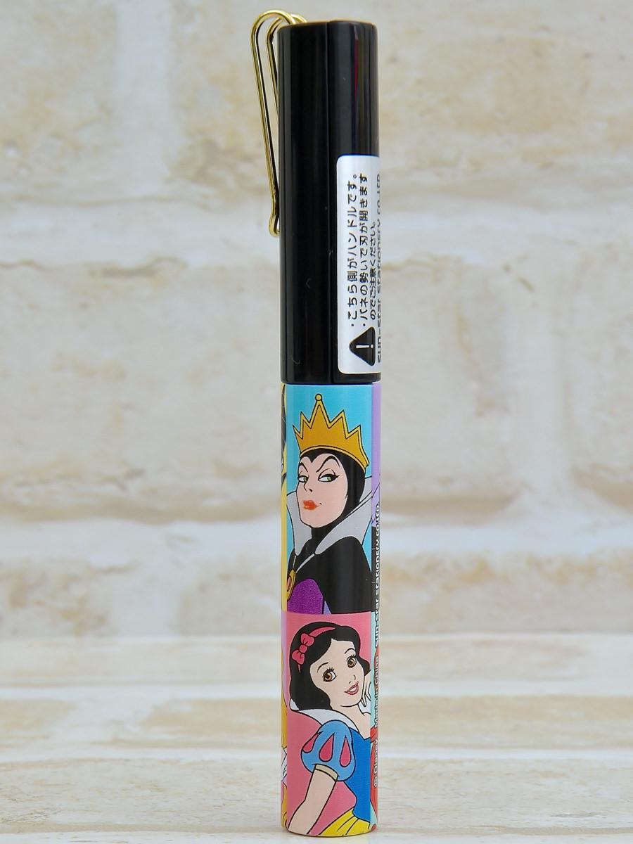 スティッキールはさみ(ディズニープリンセス&ヴィランズ)白雪姫