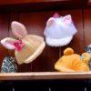 プーさん、マリー、ミス・バニー、ミッキー!東京ディズニーランドふわもこキャップ