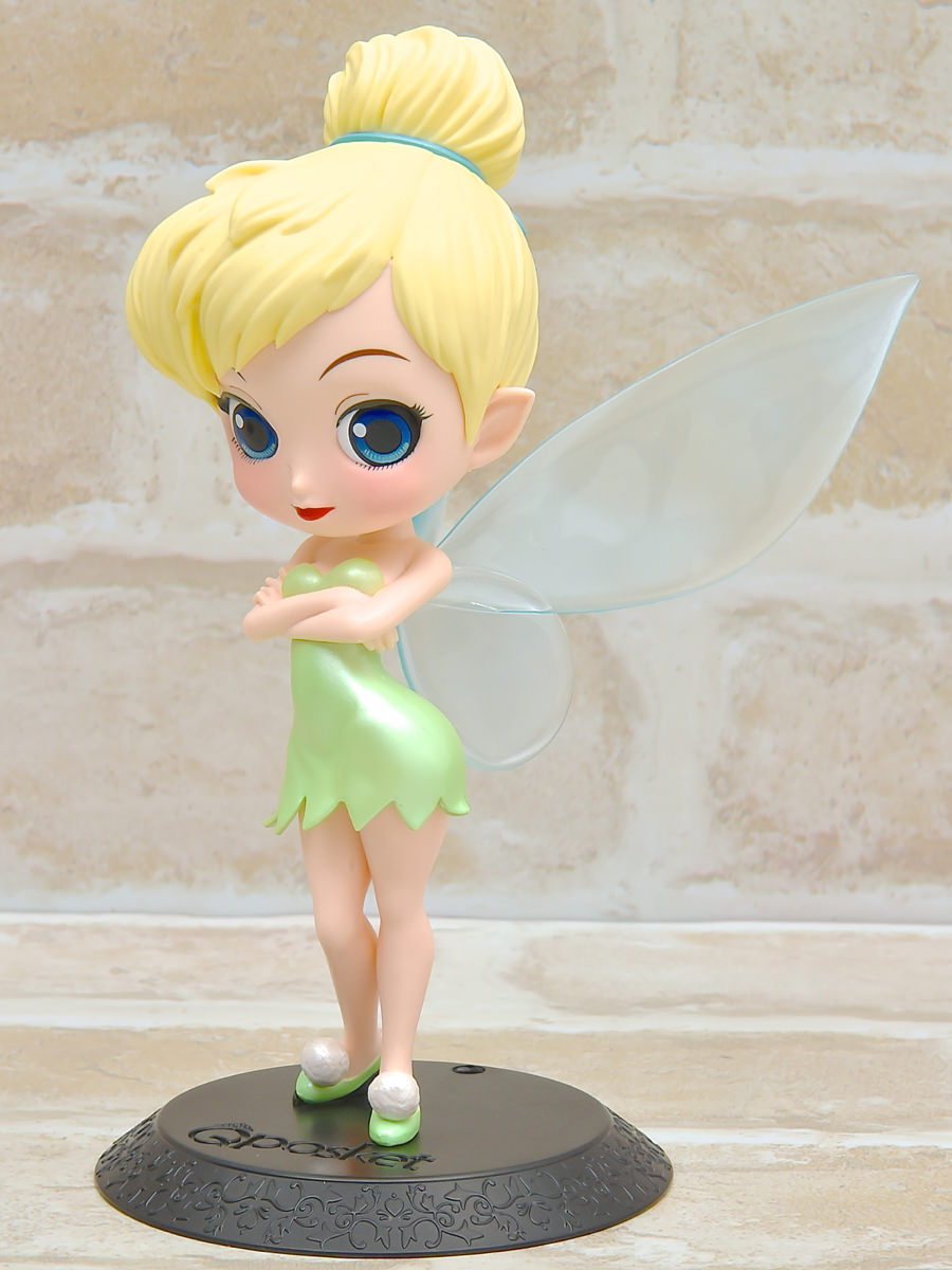 「Q posket Disney Characters -Tinker Bell-」パステルカラー