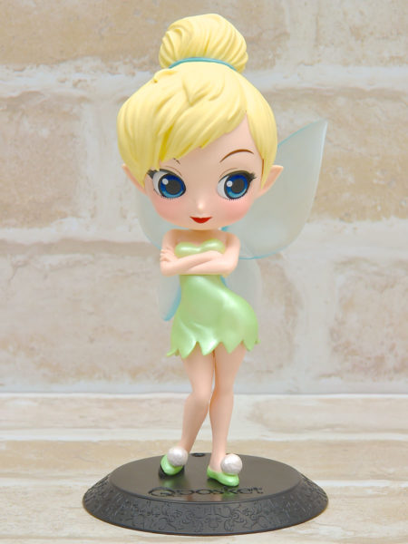 「Q posket Disney Characters -Tinker Bell-」パステルカラー正面