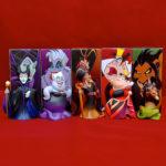 バンプレスト「ディズニーキャラクターズ ワールドコレクタブルフィギュア-Villains Collection-」