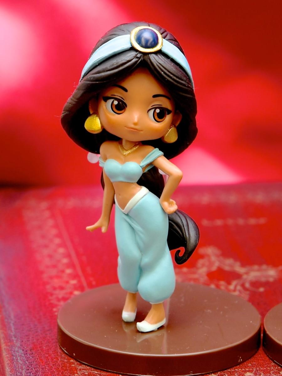 バンプレスト「Q posket Disney Characters Petit」ジャスミン