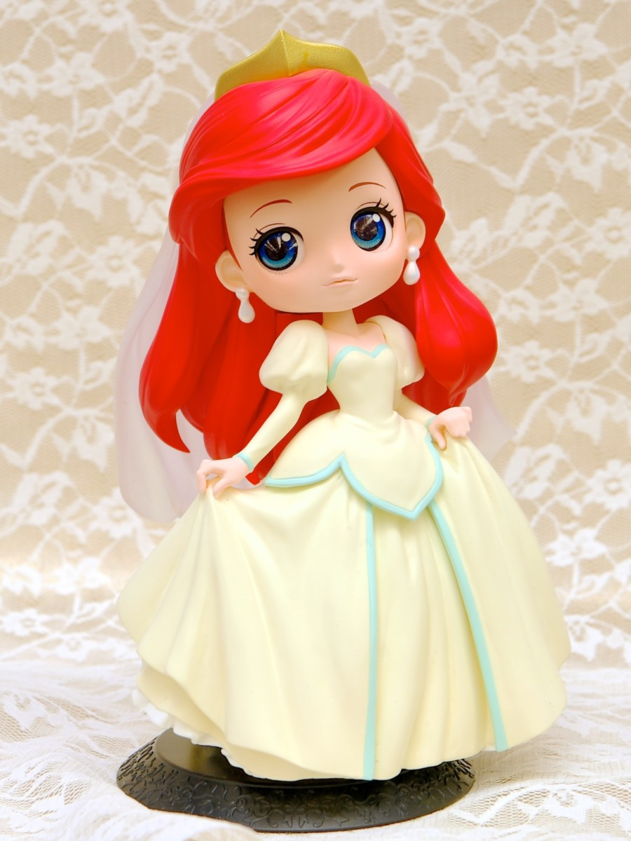 「Q posket Disney Characters  - Ariel Dreamy Style -」2