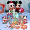 """「ディズニー・ギフト・オブ・クリスマス」デザイン!東京ディズニーランド""""クリスマス・ファンタジー2017""""スペシャルグッズ"""