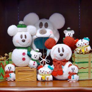 """東京ディズニーリゾート""""ディズニー・クリスマス2017""""スノースノーグッズ"""