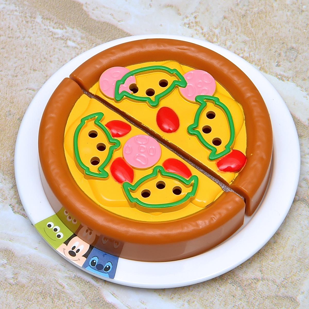エイリアンのピザ