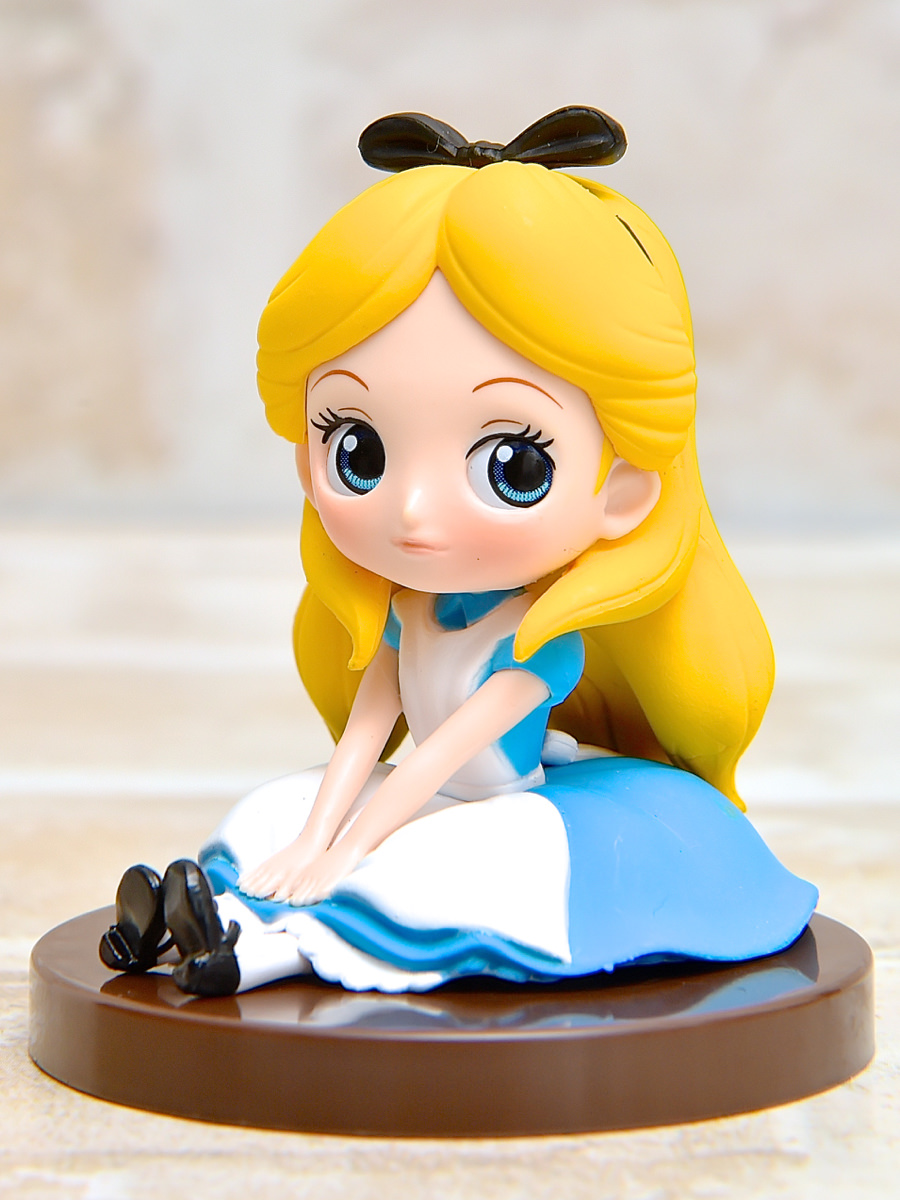 「Disney Characters Q posket petit」Alice