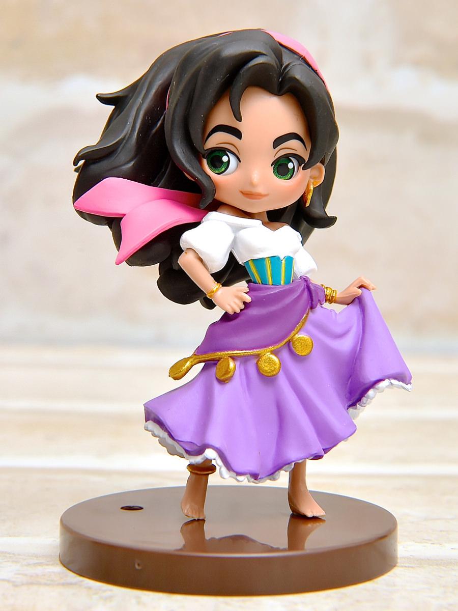 「Disney Characters Q posket petit」Esmeralda